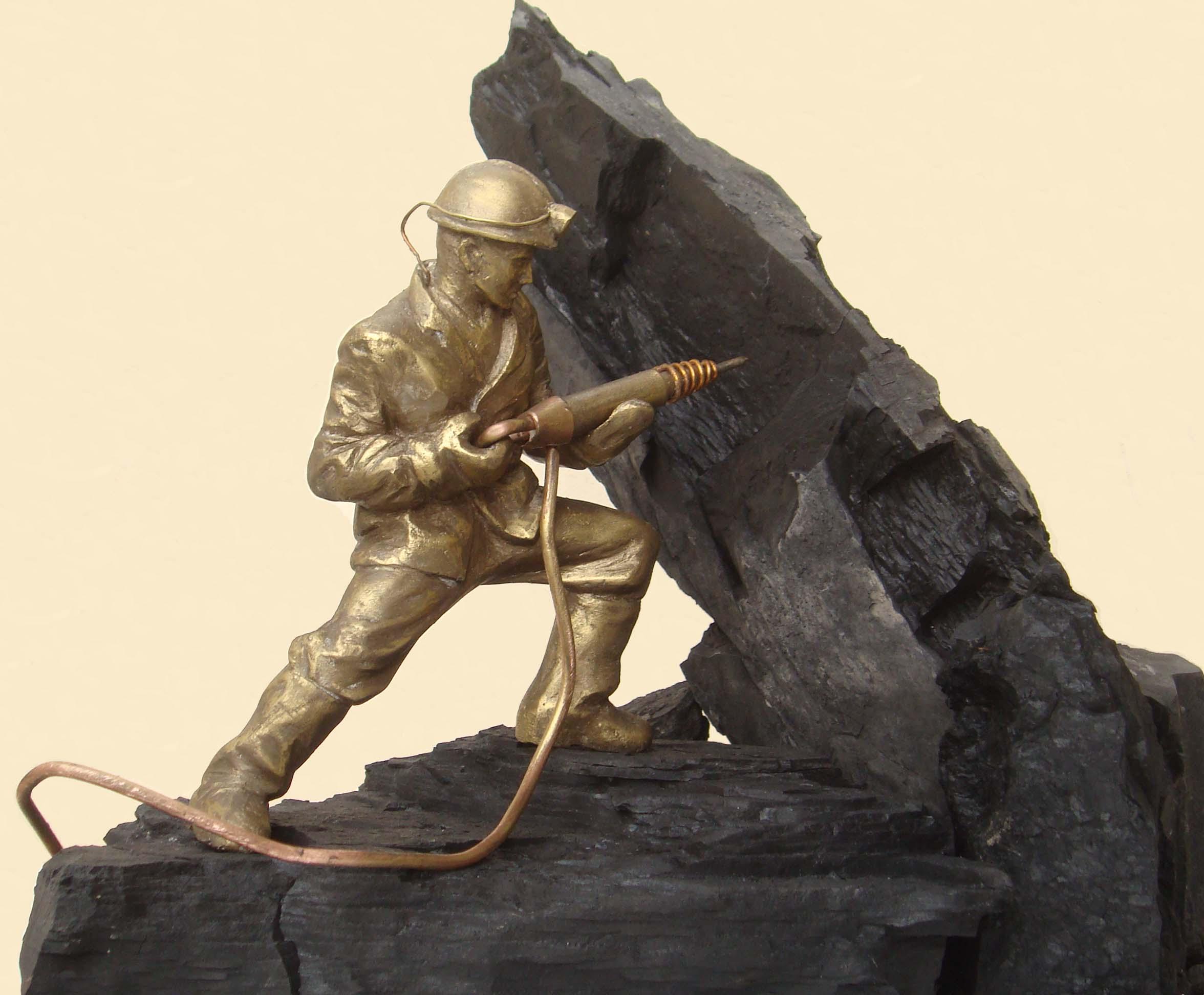 Поделки для детей к дню шахтера