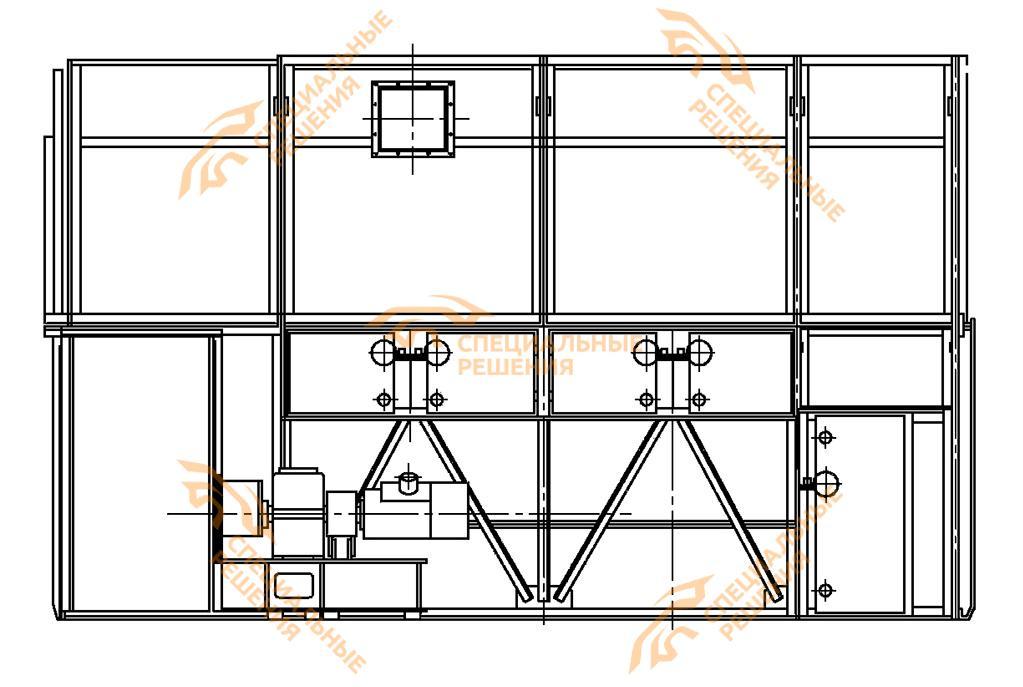 Элеваторы в обогатительной фабрике ленточный транспортер аэропорт