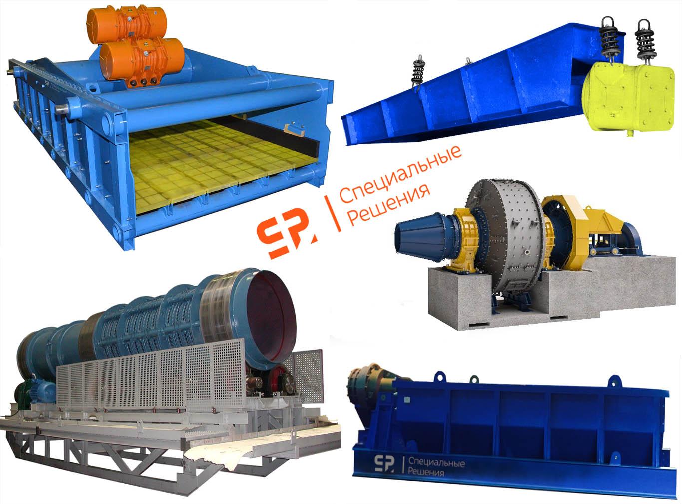 Обогатительное оборудование в Лыткарино роторная дробилка в Мончегорск