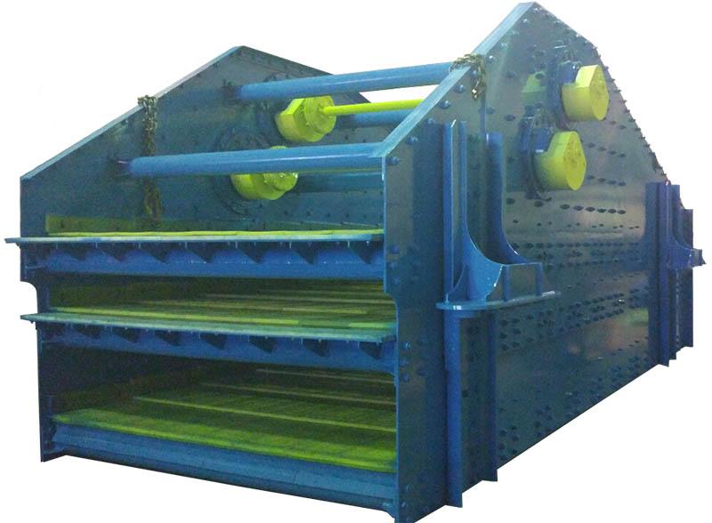 Грохот инерционный в Зеленогорск дробилки для щебня в Зеленодольск