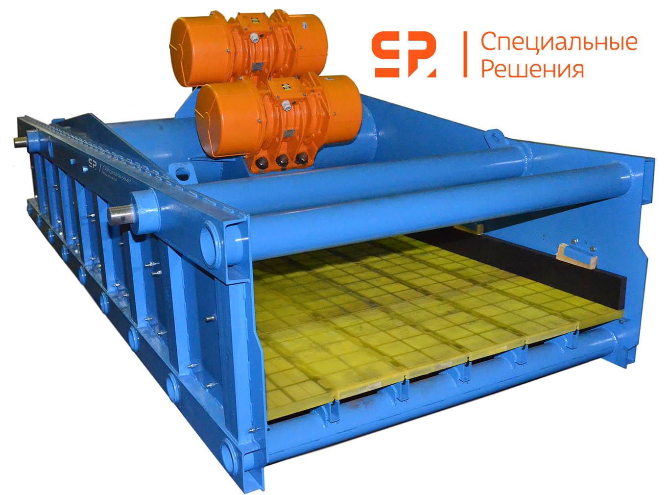 Купить грохот в Анжеро-Судженск ремонт горного оборудования в Белово