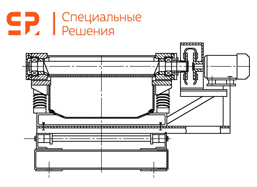 Грохот инерционный в Домодедово роторная дробилка в Орёл
