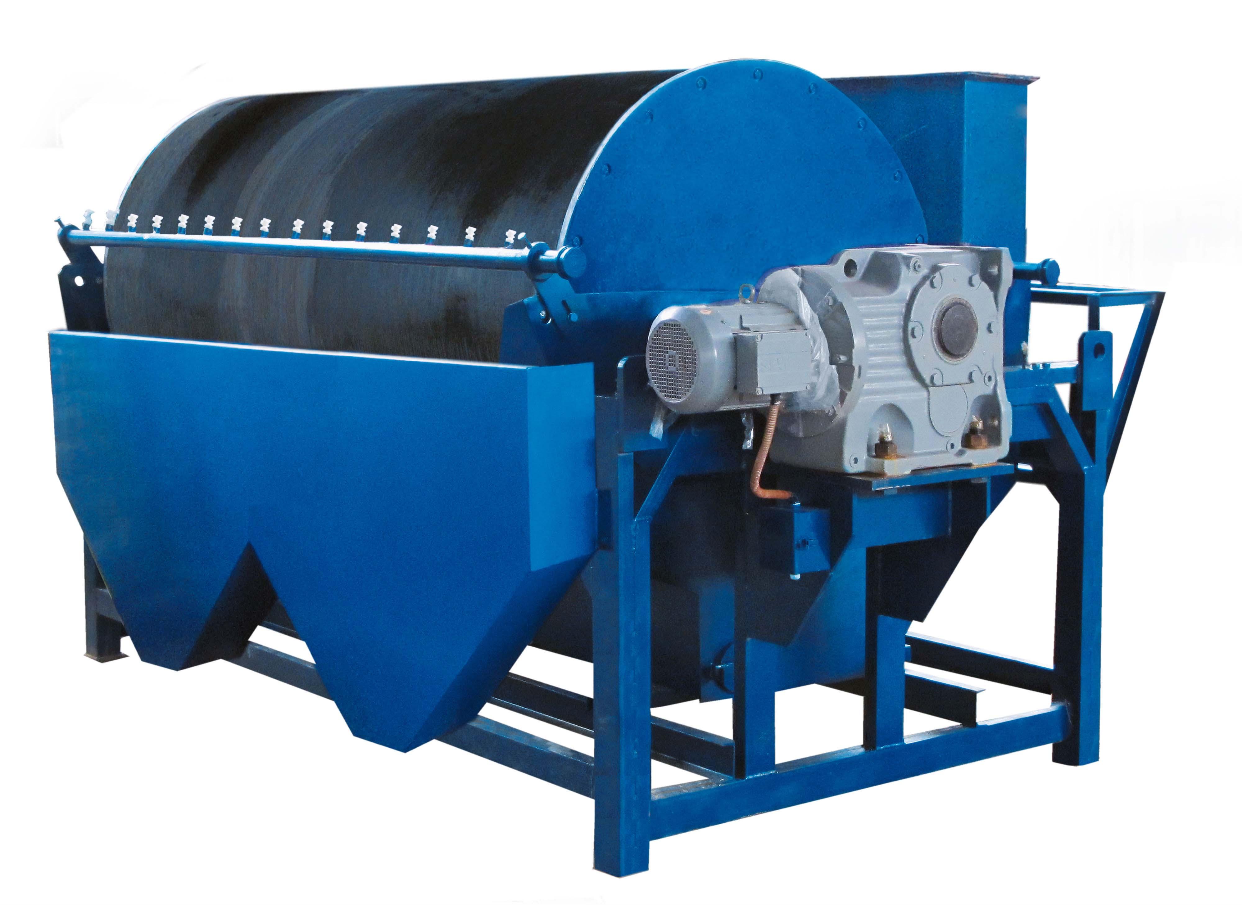 Оборудование для извлечения металлических примесей