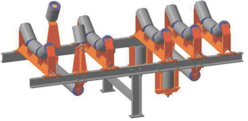 металлоконструкции конвейера
